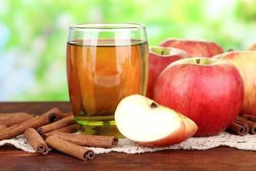 Apfel-Zimt-Tee für die Gesundheit der Nieren