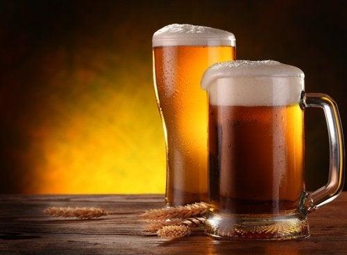 Bier für schöne Haare und Nägel