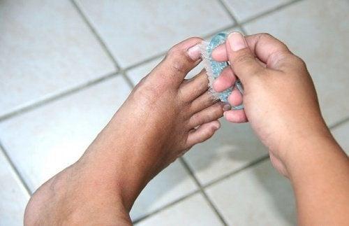 Fußgeruch