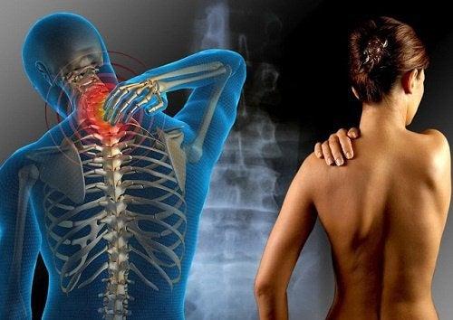 Fibromyalgie:Muskelschmerzen und Müdigkeit