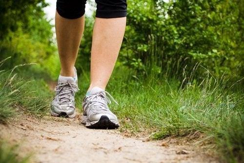 Gehen gegen Herz-Kreislauf-Erkrankungen