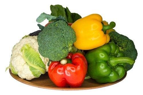 Gemüse gegen Entzündungen