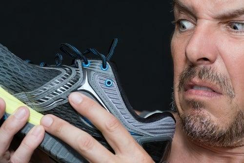 Tipps gegen Fußgeruch