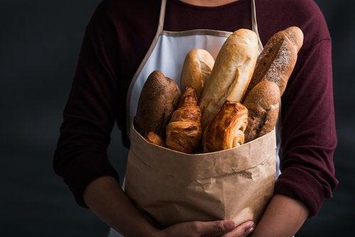 Brot mit Gluten bei Zöliakie meiden