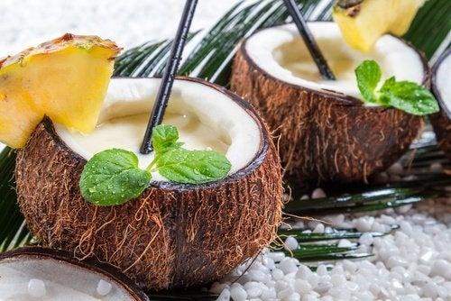 Kokos-Saft
