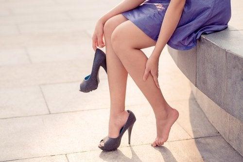 Krampfadern und müde Beine