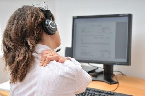 Nackenschmerzen bei Fibromyalgie