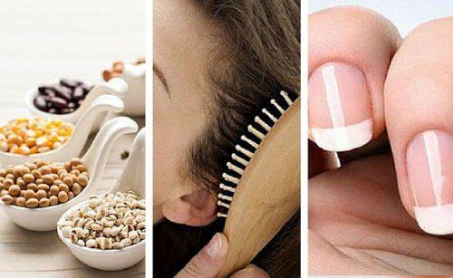 Nägel und Haar kräftigen – Die 9 besten Lebensmittel