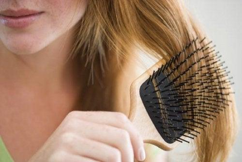 Naturmittel gegen Haarausfall