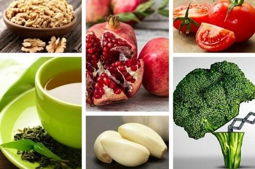 9 Lebensmittel, die helfen könnten Krebs vorzubeugen