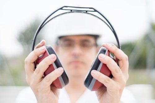 Ohrenschützer gegen Ohrengeräusche