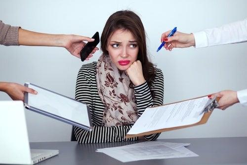 Stress und Haar Verlust