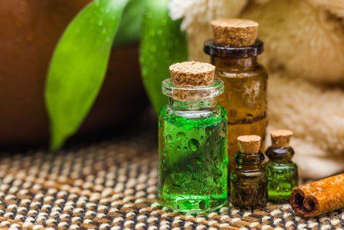Teebaumöl gegen extremes Schwitzen