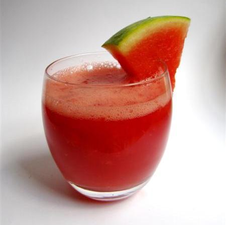 Wassermelone Grapefruit und Tomaten