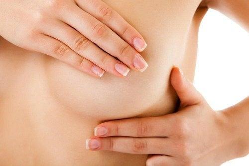 Überempfindlichkeit in der Brust