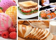 dickmachende Lebensmittel