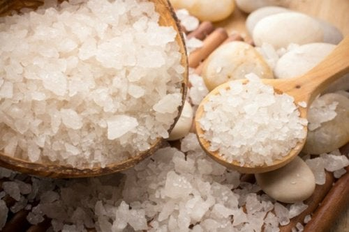 8 kosmetische Verwendungsmöglichkeiten von Salz