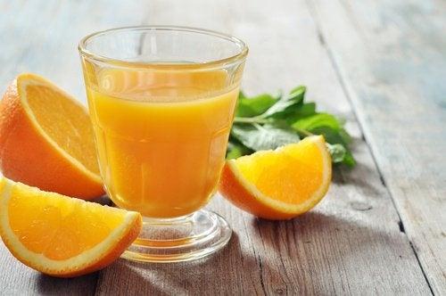 Orangensaft gegen Brustkrebs