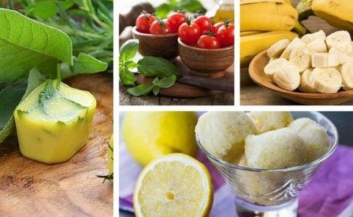 8 interessante Ideen, um Obst und Gemüse zu verwerten