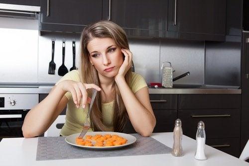 Depression und Ernährung