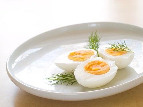 Blähungen durch Lebensmittel: Eier