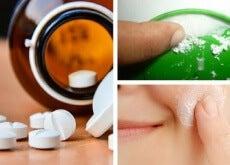 Geheimtipp Aspirin zur Verschönerung der Haut