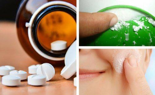 Geheimtipp: Aspirin für schöne Gesichtshaut