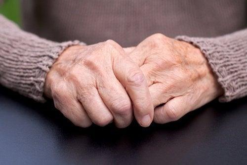 Zittern und Parkinson
