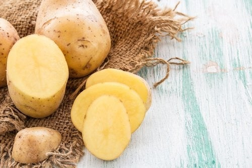 Kartoffeln gegen Hämorrhoiden