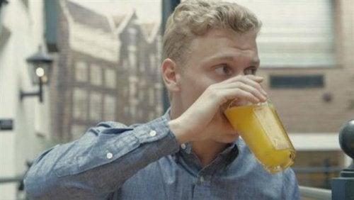 Limo und Alkohol