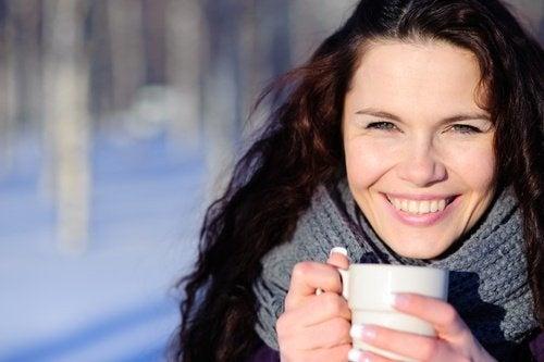 Abwehrkräfte stärken und Kältegefühl reduzieren mit Ingwer