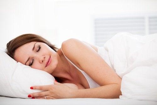 schlafen-Sinusitis