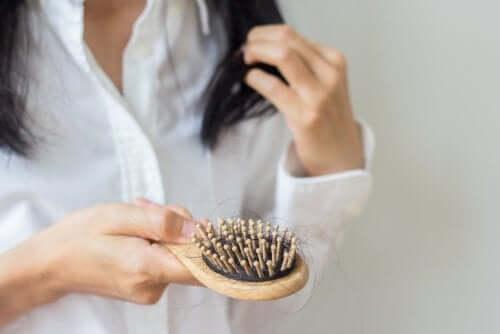 Kalziummangel - Haarausfall