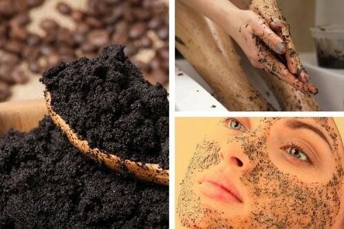 6 Anwendungsmöglichkeiten für Kaffee im Haushalt und für die Schönheit