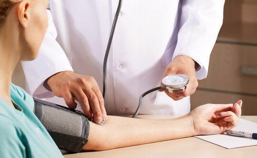 Ernährung bei Bluthochdruck