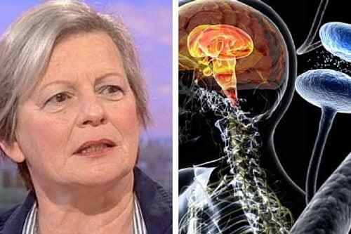 65-jährige Frau versichert, dass sie Morbus Parkinson riechen kann