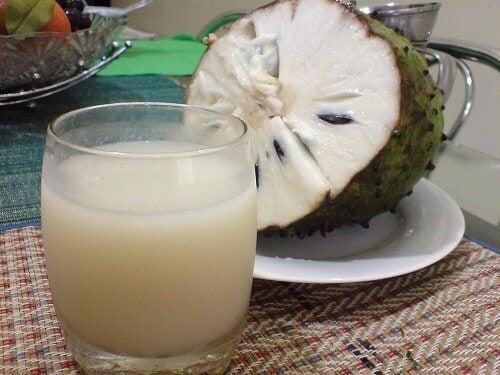 Guanabana verbessert das Immunsystem