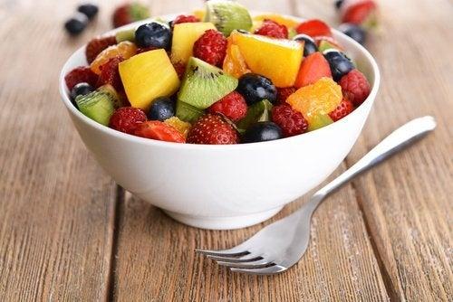 Obst für einen gesunden Darm