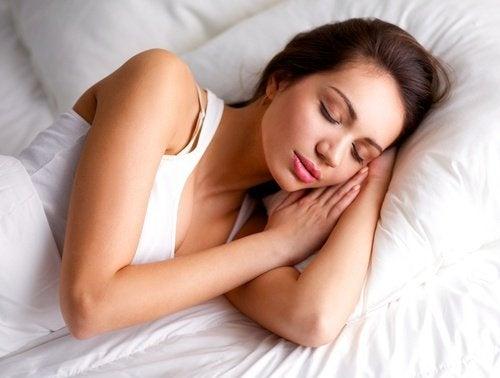 Schlafen fördert auch die Gesundheit der Augen