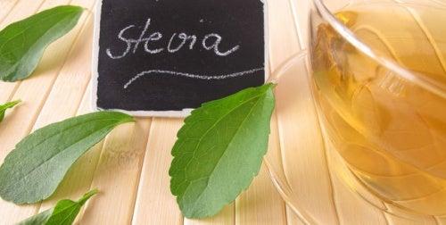 Stevia Süßungsmittel