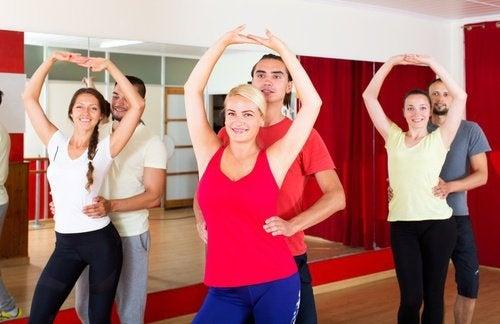 Tanzaktivitäten-Bachata