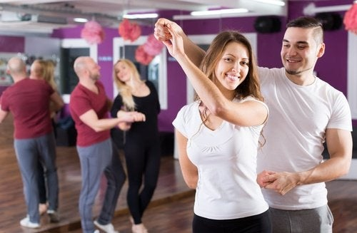 Tanzaktivitäten-Kizomba