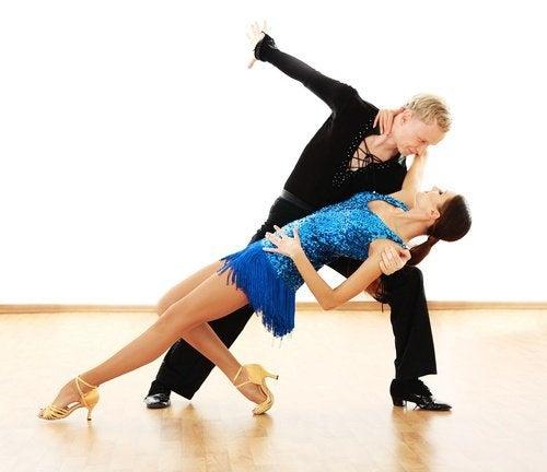 Tanzaktivitäten-Salsa