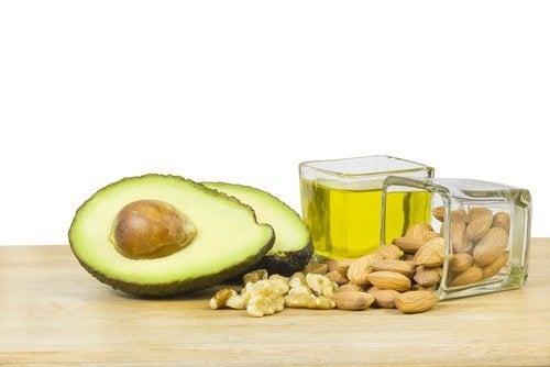 für den Darm gesunde Fettsäuren
