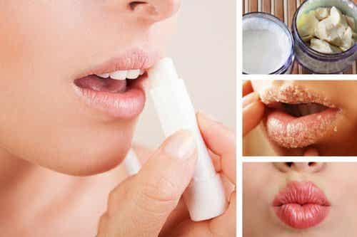 6 Tricks für attraktive Lippen