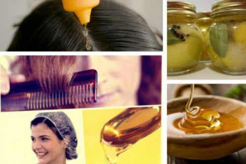 7 relativ unbekannte Verwendungsmöglichkeiten von Honig