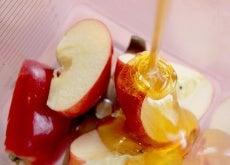 Apfelmaske