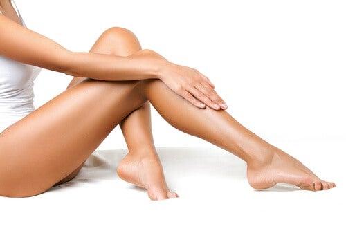 Durchblutungssteigerung der Beine durch Gymnastik