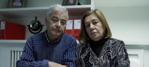 Eltern von Diego