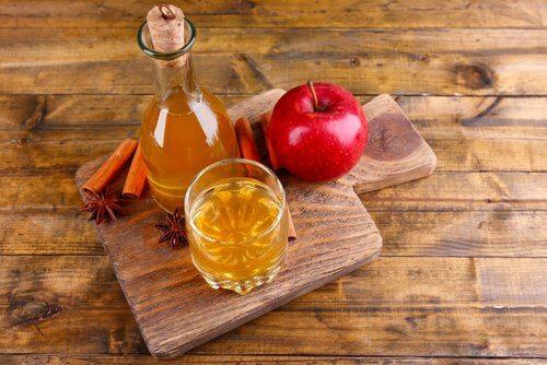 Fettabbau mit Apfelessig